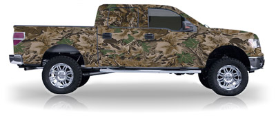 Camouflage Wraps Hunting Graphics Camouflage Decals