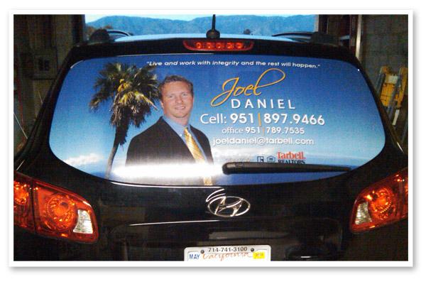 Wrap Insurance Car