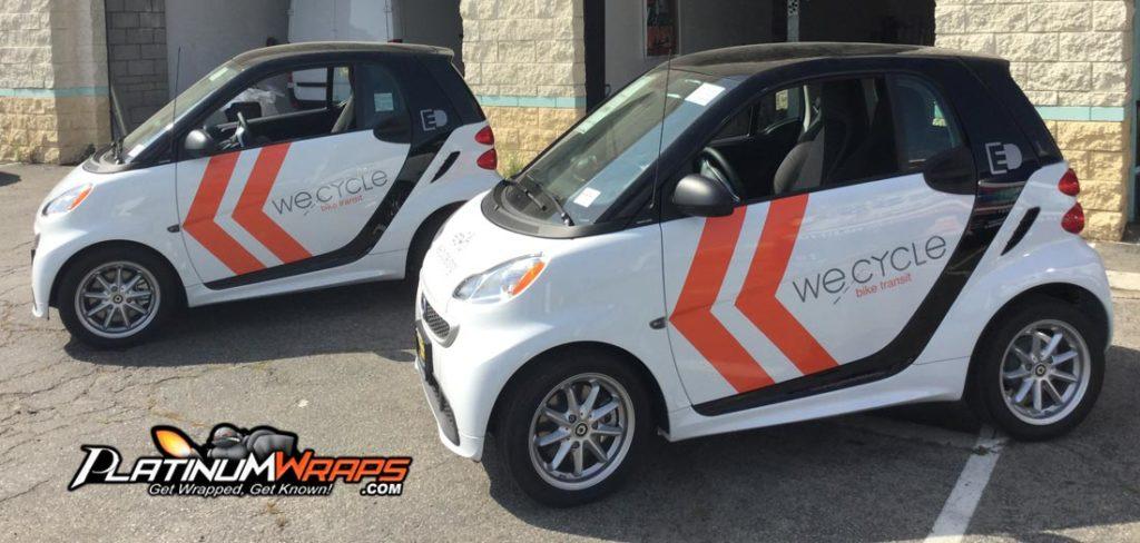 Vehicle Wraps Platinum Wraps