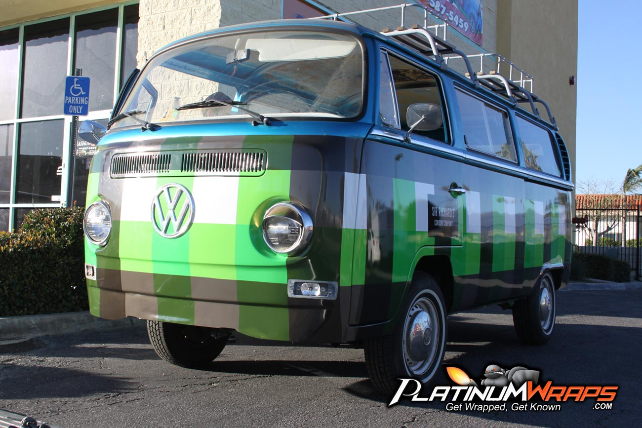 Vw Quote Vwwrapbeatlebus  Platinum Wraps