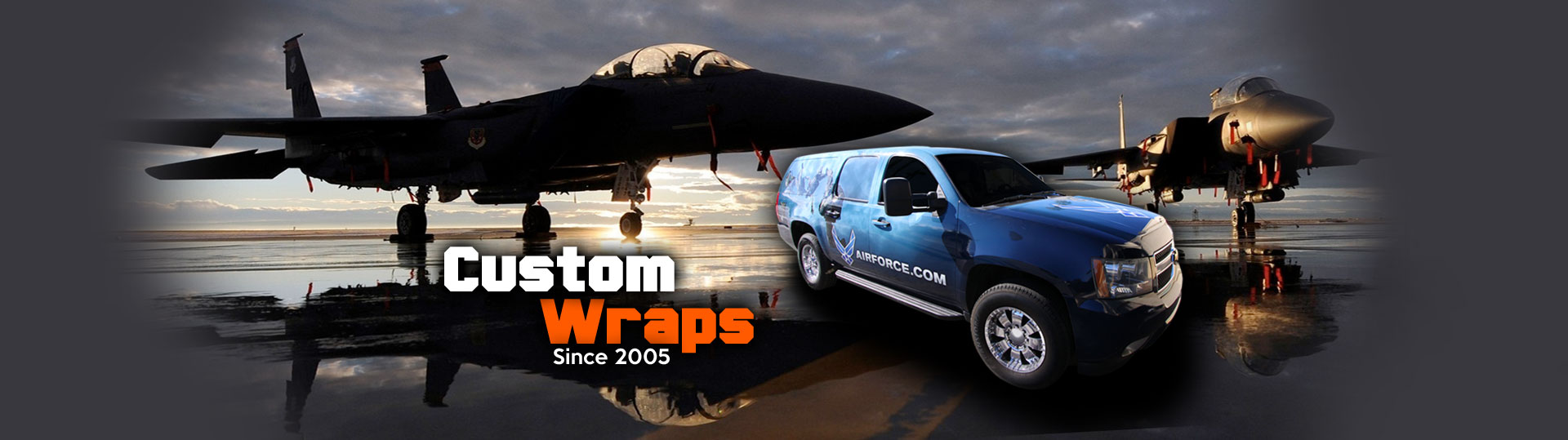 Banner airforce4 platinum wraps for Banner wrap