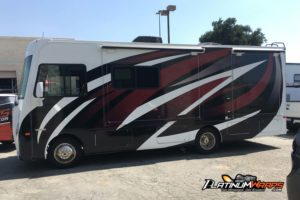 Bus/Rv Wraps Gallery - Platinum Wraps